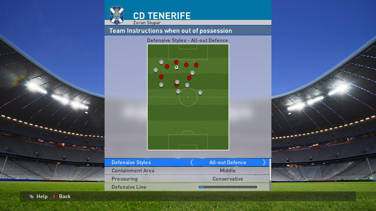 TUTORIAL: What is the best formation in PES 2016? – PES Expert